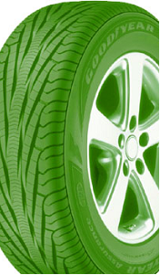 """Green"" all season tire"