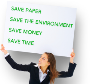 Save Paper, Save the environment