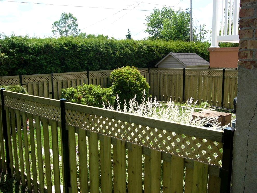 DIY Free Fence Designs Plans Download woodwork design software free ...