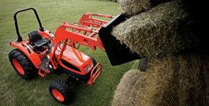 Kioti tracteur